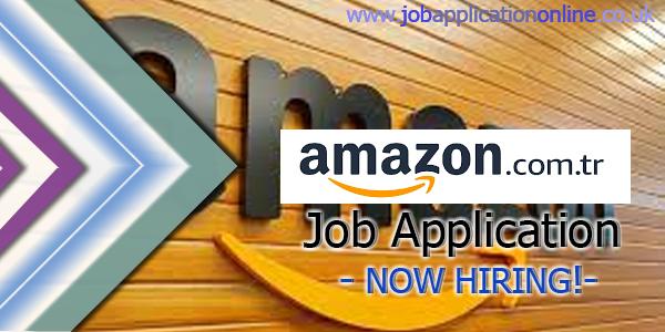 Amazon Job Application