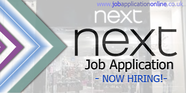Next Job Application