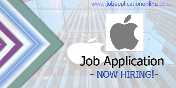 Apple Job Application