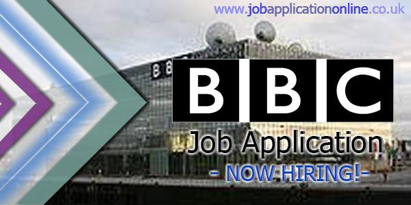 BBC Job Application