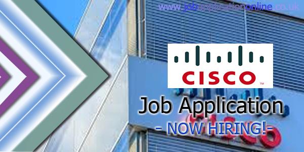 Cisco Systems Job Application