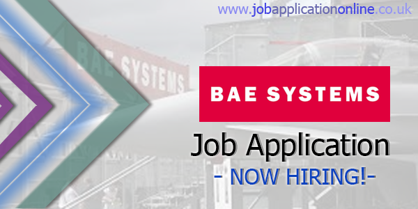 BAE Systems Job Application