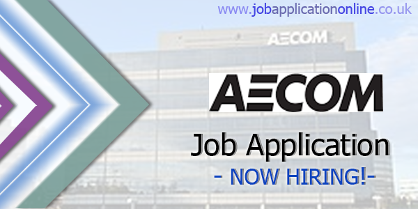 AECOM Job Application