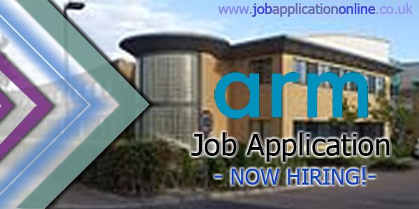 Arm Job Application
