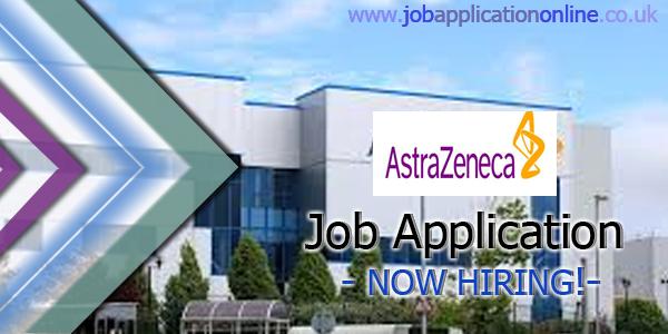 AstraZeneca Job Application
