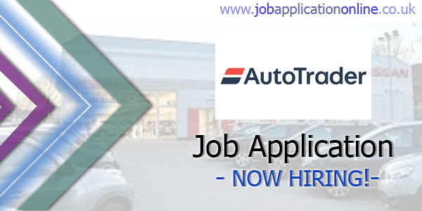 AutoTrader Job Application