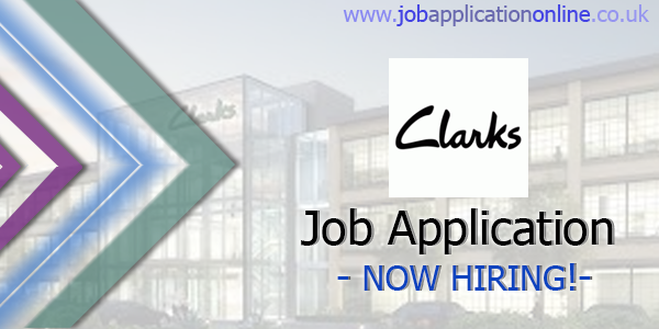 Clarks Job Application