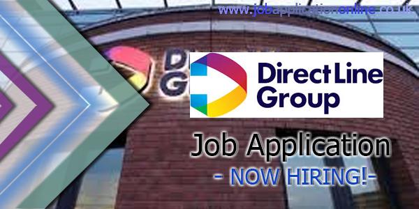 Direct Line Group Job Application