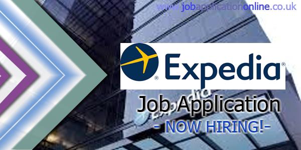 Expedia Job Application