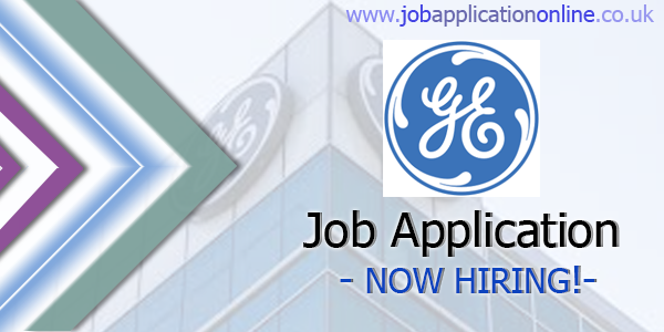 GE Job Application