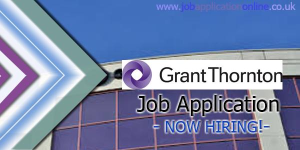 Grant Thornton Job Application