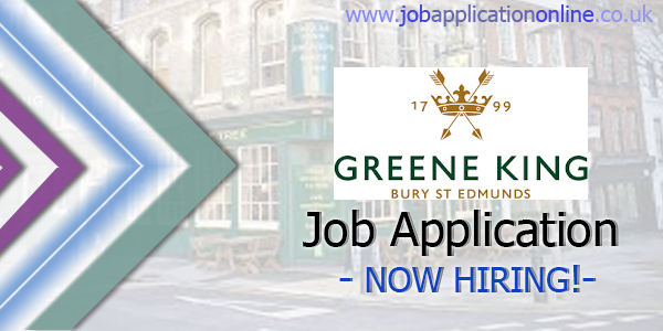 Greene King Job Application