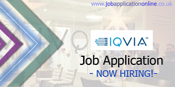 IQVIA Job Application