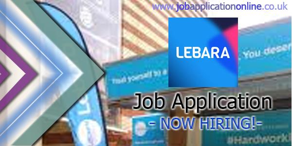 Lebara Job Application