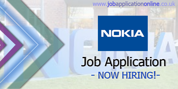 Nokia Job Application