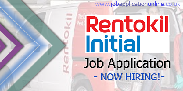 Rentokil Job Application