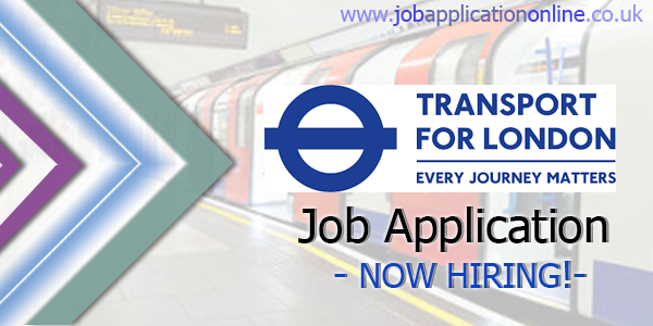 Transport for London Job Application