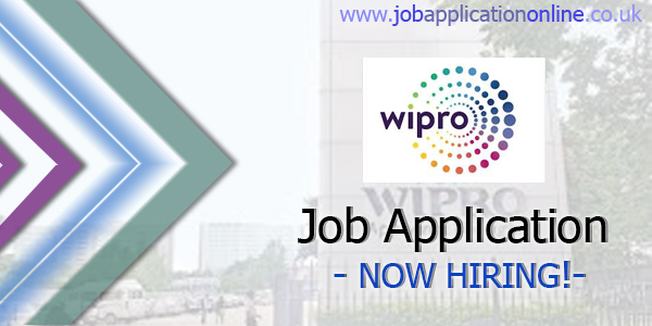 Wipro Job Application