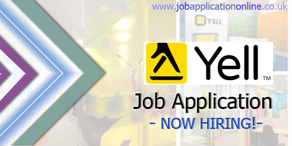 Yell Job Application