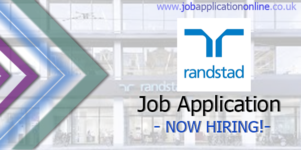Randstad Job Application