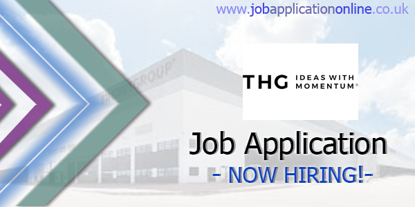 The Hut Group Job Application