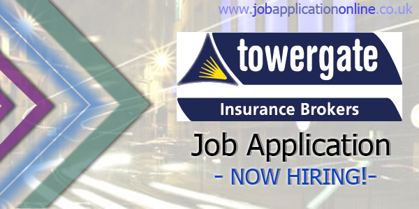 Towergate Insurance Job Application