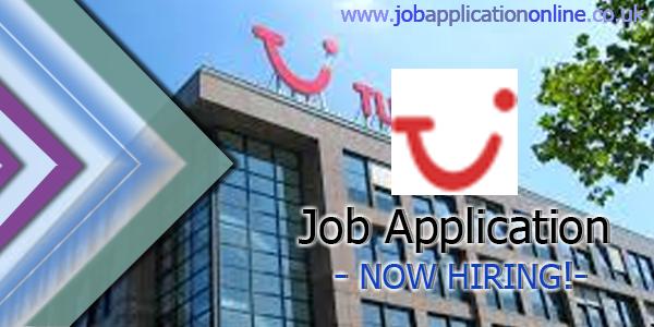 TUI Group Job Application